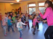 Auszeichnung: Fit und aktiv im Kindergarten