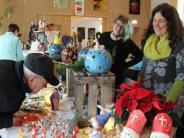 Adventsmarkt: Krippen, Künstler und viele Köstlichkeiten