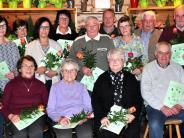 Versammlung: Gartenfreunde wollen optische Akzenten setzen