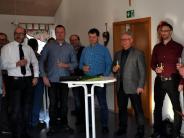 Oberroth: Bei einem Glas Sekt geht es um Oberroths Zukunft