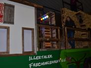 Unterroth: Faschingshaufa im Jagdfieber