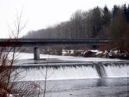 Natur: Einsatz gegen Kraftwerks-Bau in der Iller