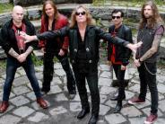 Bellenberg: Hardrock-Hochkaräter starten Tour in der Traube