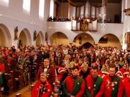 Umzug: 10000 Besucher feiern närrisch in Ranzenburg