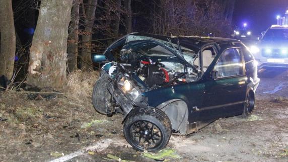 Tödlicher Verkehrsunfall bei Dietershofen