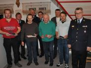 Ehrenamt: Feuerwehr trainiert für den Ernstfall