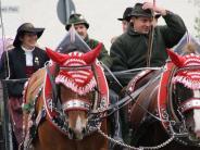 Tiefenbach: Zähes Ringen um den Leonhardiritt