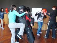 Vöhringen: Frauen lernen Zivilcourage und Selbstsicherheit