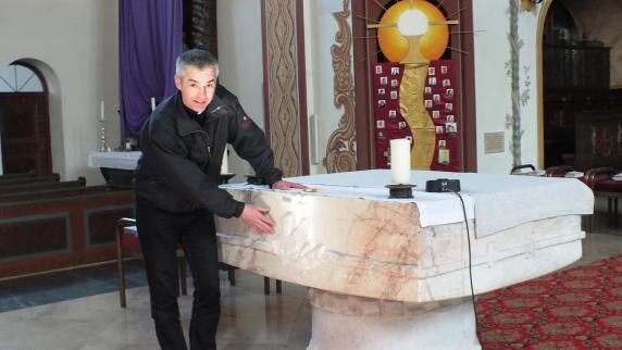 Vöhringen: Bußritus soll geschändete Kirchen reinwaschen
