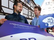 Ulm/Neu-Ulm: Es ist angerichtet für die Literaturwoche