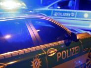 Illertissen: Mann wirft mit Steinen und Flaschen auf fahrende Autos