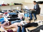 Roggenburg: Immer schön auf dem Boden bleiben