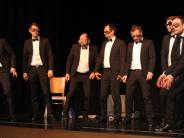 Babenhausen: Sieben Sänger machen die Fliege