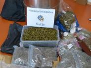 Landkreis Neu-Ulm: Polizei gelingt Schlag gegen hiesige Drogenszene