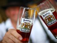 Ulm/Neu-Ulm: Kleinbrauermarkt in Ulm: Ein Prosit auf regionales Bier