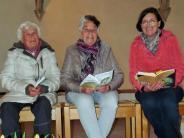 Altenstadt: Drei Frauen setzen ein Zeichen gegen Gewalt
