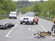 Illertissen: Verunglückter Motorradfahrer ist gestorben