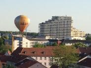 Neu-Ulm: Ballon auf Abwegen: Jetzt spricht der Fahrer