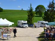 Biberach: In Biberach sind Camper immer willkommen