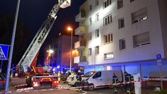 Ulm: Mysteriöser Tod im vierten Stock