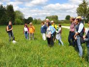 Obenhausen: Auf der Suche nach Raritäten im Ried