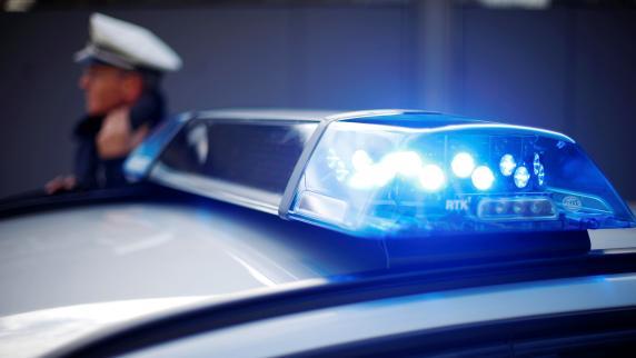 München: Bauarbeiter schwer verletzt - Messer in Kopf gestoßen