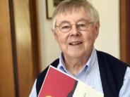 Weißenhorn: Er stellt die Heimat in Büchern vor