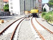 Ulm: Stillstand auf allen Gleisen