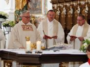 Roggenburg: Trio feiert Priesterjubiläum