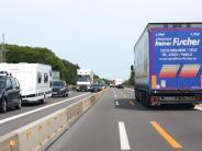 Vöhringen/Senden: Warum darf in der Baustelle nicht überholt werden?