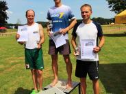 Leichtathletik: Erfolgreiche Sportler in Osterberg