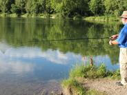Illertissen: Als den Anglern das eigene Wasser fehlte