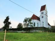 Osterberg: Nahe an der Kirche