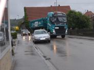 Illertissen/Klosterbeuren: Hunderte Lastwagen rollen durch das Rothtal