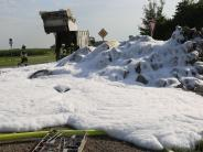 Nersingen: Eierkartons fangen in Müllauto Feuer
