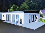 Osterberg: Gemeinderat stimmt Bau des neuen Pfarrheims zu