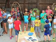 Osterberg: Beherzte Griffe mitten ins Spinnenetz