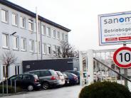 Vöhringen: Firma Sanomed: Umzug nach Vöhringen in Planung