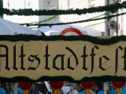 Bildergalerie: Altstadtfest lockt viele Besucher nach Illertissen