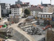 Ulm: Die Sedelhöfe liegen voll im Zeitplan