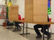 Landkreis Neu-Ulm: Fast die Hälfte der Bezirke im Wahlkreis Neu-Ulm ist ausgezählt