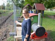 Unterroth: Zur Sicherheit erhält der Kindergarten einen neuen Zaun