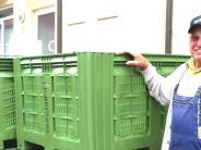 Pfuhl: Die Obstboxen bleiben leer