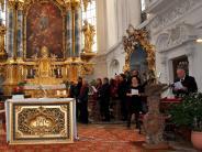 Mariensingen: Zu Ehren der Gottesmutter