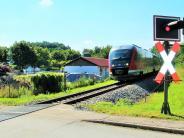 Kreis Neu-Ulm: Bahnübergang mit tragischer Vorgeschichte soll sicherer werden