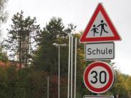 Babenhausen: Schulzentrum: Werktags gilt Tempo 30