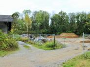 Kellmünz: Bauhofplatz wird aufgefüllt