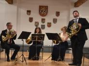 Festival: Wenn vier Hörner ein Orchester ersetzen
