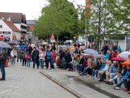 Illertissen: Marktplatz: Anwohner sollen sich zur Sperrung äußern