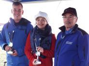 Rennen: Pokale für die schnellsten Flitzer
